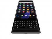 Eva Sành điệu - Ảnh rõ nét smartphone Android với bàn phím trượt của BlackBerry