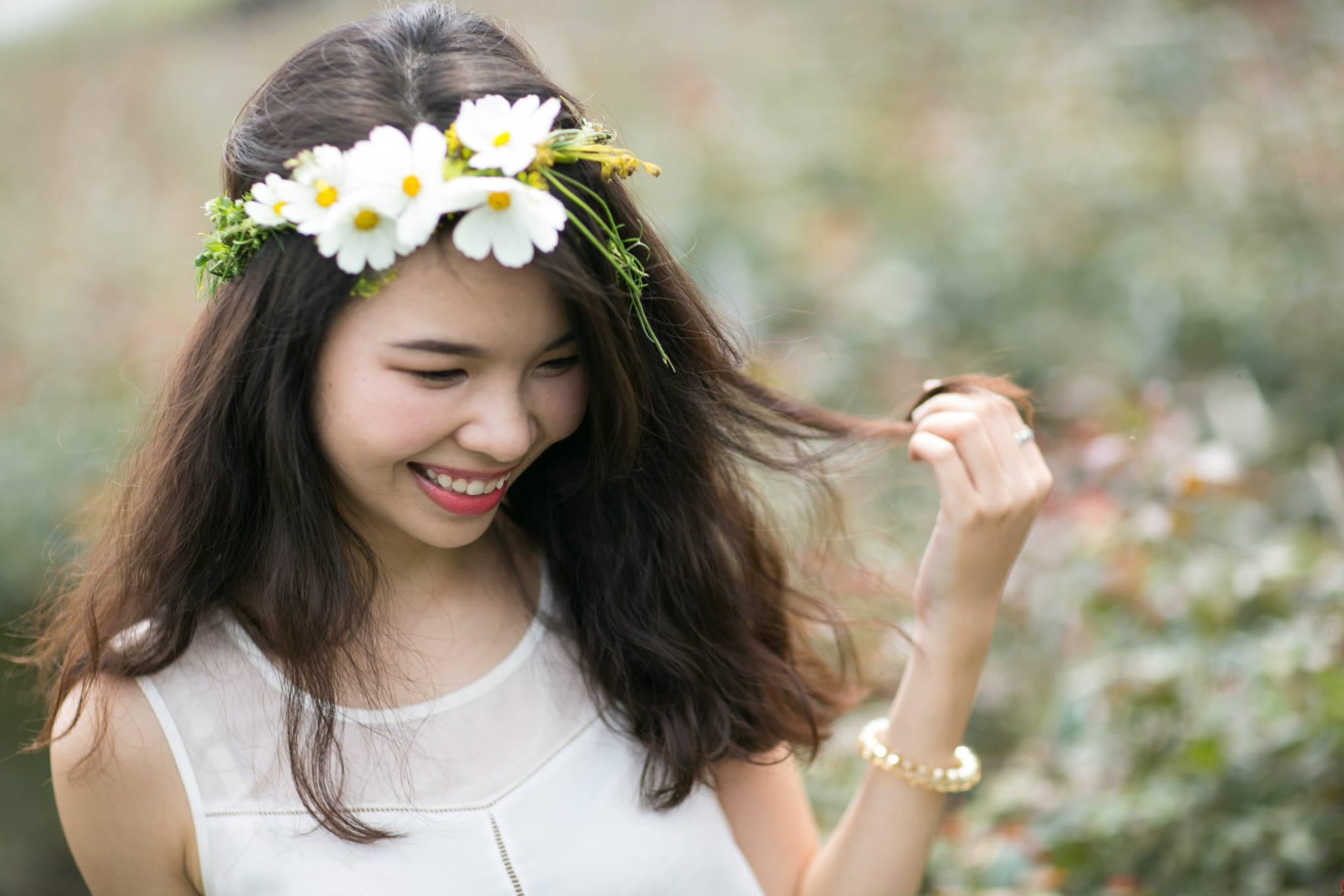 blogger lam dep chia se quy trinh cham soc da mua kho - 3