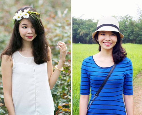 blogger lam dep chia se quy trinh cham soc da mua kho - 1