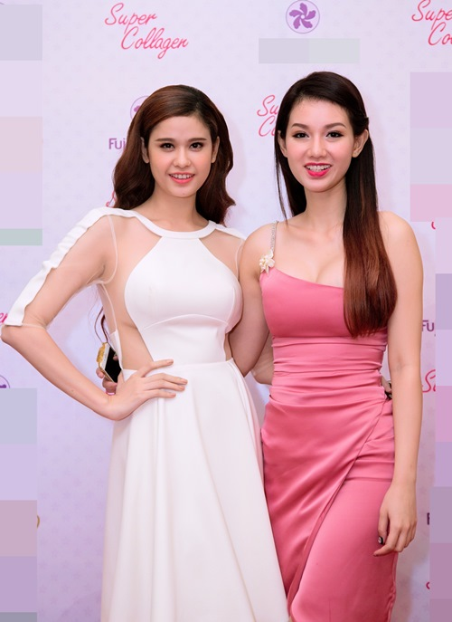 quynh chi do ve goi cam voi truong quynh anh - 2