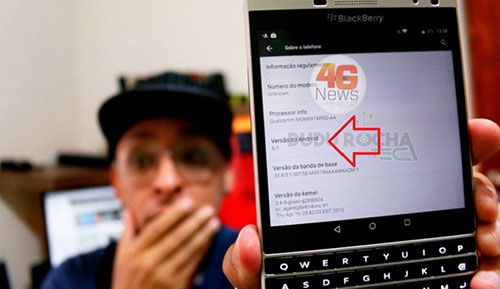 blackberry co the se ra mat blackberry passport chay android? - 1