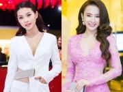 Làng sao - Á hậu Diễm Trang cá tính đối lập Angela Phương Trinh sexy