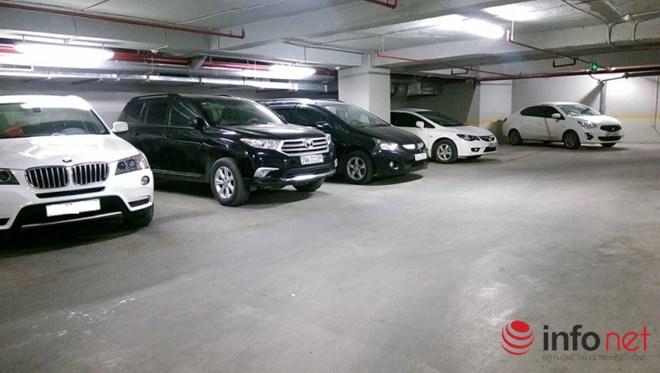 mua ban cho de xe o to o chung cu: lam kho dan de chu dau tu huong loi - 1