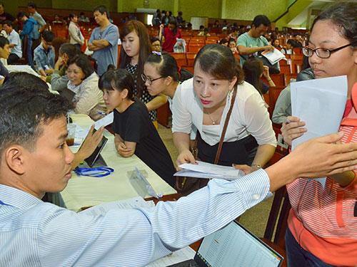 nhin lai ky thi trung hoc pho thong quoc gia 2015 - 1
