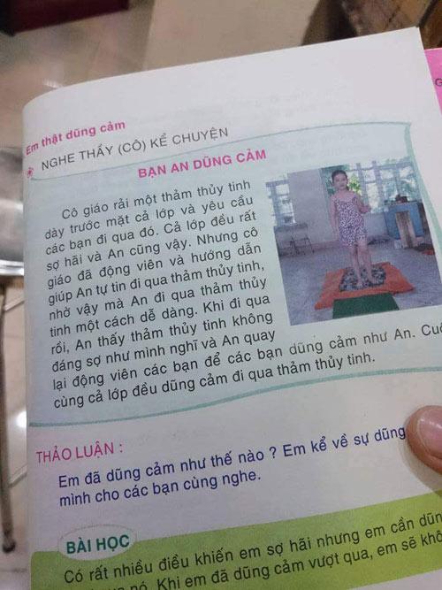 """tac gia sach """"giam len tham thuy tinh"""" len tieng - 1"""