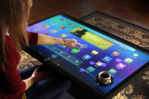 "samsung sap ra mat tablet ""khong lo"" 18,4 inch - 1"