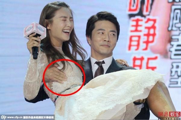 "kwon sang woo bi chi trich vi ""dung cham"" ban dien - 2"