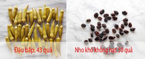 20 loai thuc pham va lieu luong de ban chi nap 100 calories - 3
