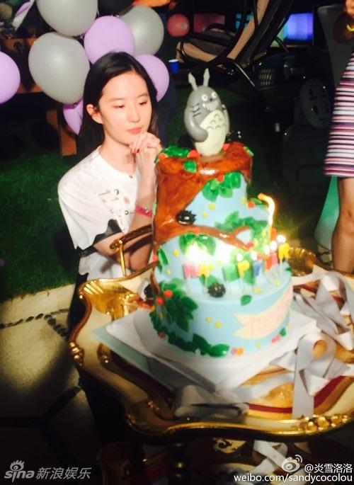 luu diec phi don sinh nhat 28 tuoi ben song seung hun - 7
