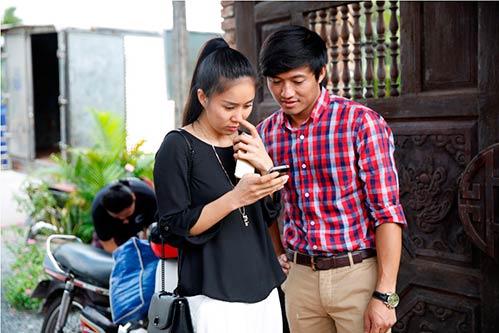 """le phuong """"tai hop"""" quy binh trong phim moi - 5"""