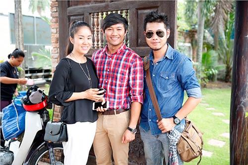 """le phuong """"tai hop"""" quy binh trong phim moi - 6"""
