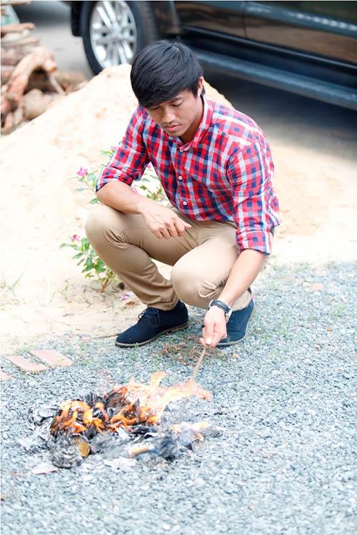 """le phuong """"tai hop"""" quy binh trong phim moi - 3"""