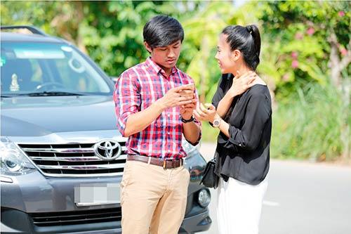 """le phuong """"tai hop"""" quy binh trong phim moi - 4"""