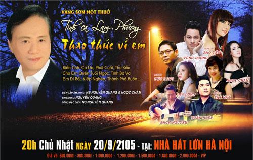 "bao yen ""tai xuat"" sau 10 nam vi dem nhac lam phuong - 1"