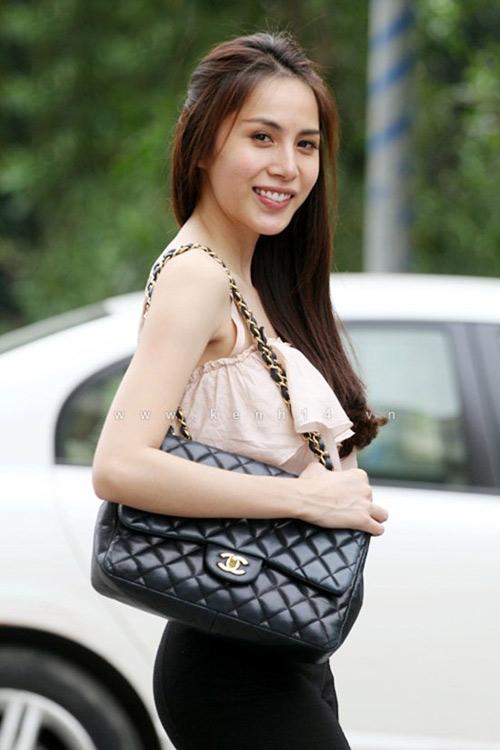 """thuy tien choi tui sang """"at via"""" cac my nhan viet - 2"""