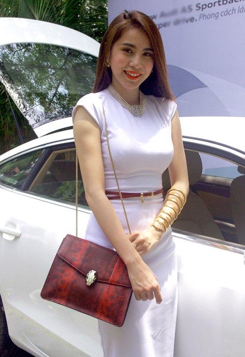 """thuy tien choi tui sang """"at via"""" cac my nhan viet - 4"""