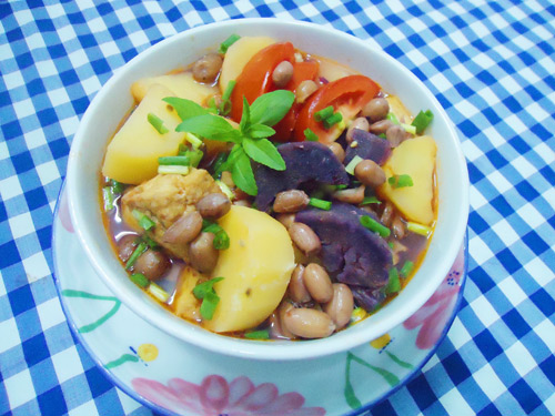ram thang 7: canh khoai chay thanh tinh, de an - 4