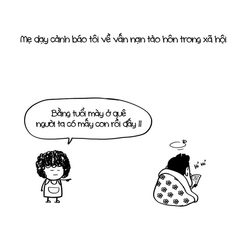 vu lan: cuoi 'chay nuoc mat' voi bo anh 'nhung loi me day' - 11