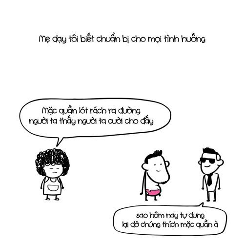 vu lan: cuoi 'chay nuoc mat' voi bo anh 'nhung loi me day' - 12
