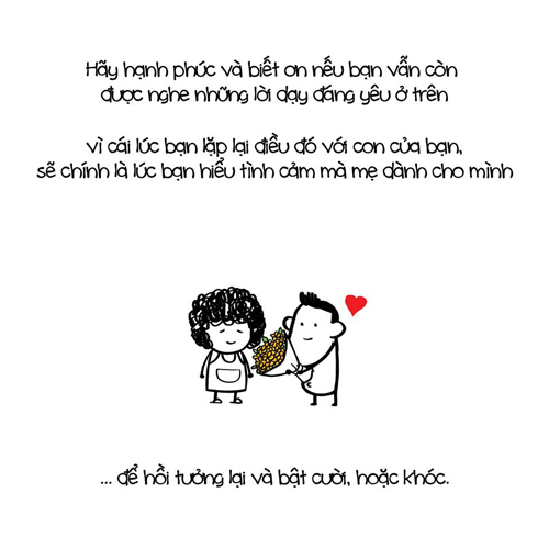 vu lan: cuoi 'chay nuoc mat' voi bo anh 'nhung loi me day' - 14