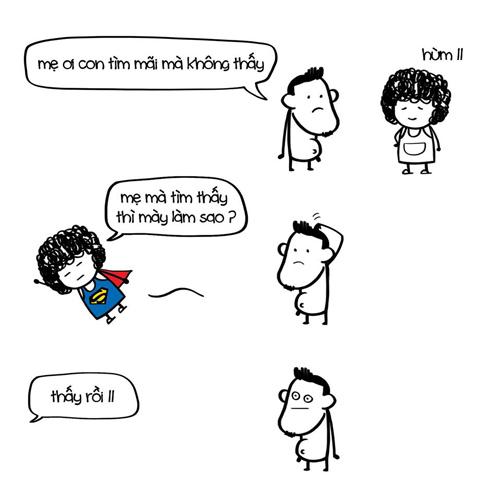 vu lan: cuoi 'chay nuoc mat' voi bo anh 'nhung loi me day' - 13