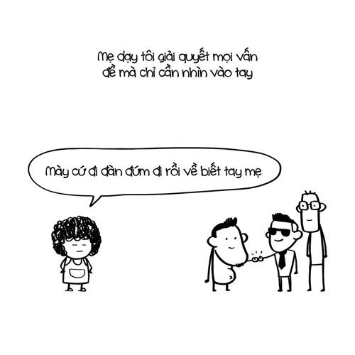 vu lan: cuoi 'chay nuoc mat' voi bo anh 'nhung loi me day' - 3