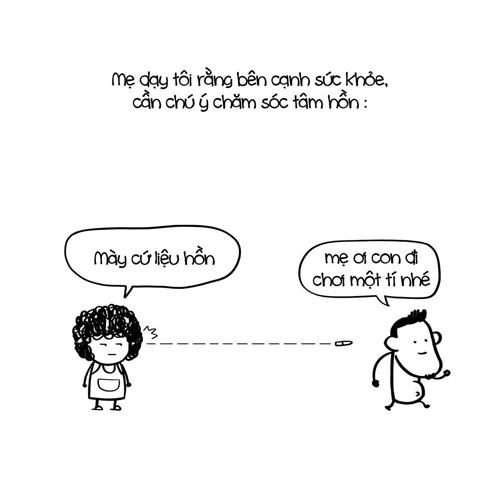 vu lan: cuoi 'chay nuoc mat' voi bo anh 'nhung loi me day' - 6