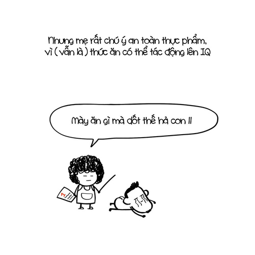 vu lan: cuoi 'chay nuoc mat' voi bo anh 'nhung loi me day' - 9