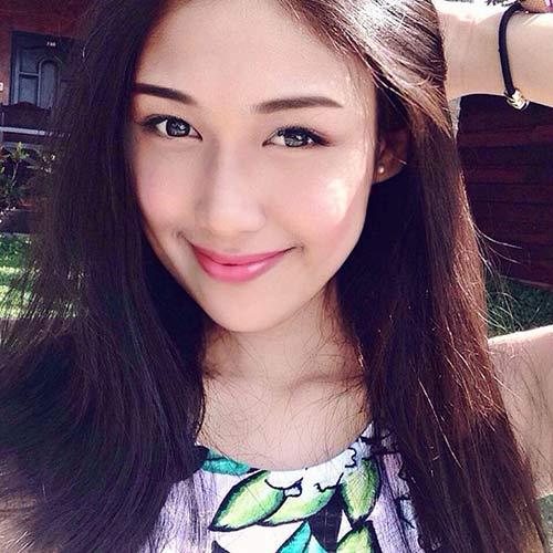 hotgirl 9x lam single mom: 'la phu nu hay nghi thoang len' - 8