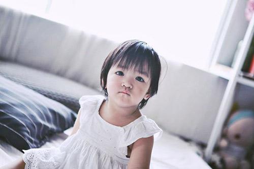 hotgirl 9x lam single mom: 'la phu nu hay nghi thoang len' - 4