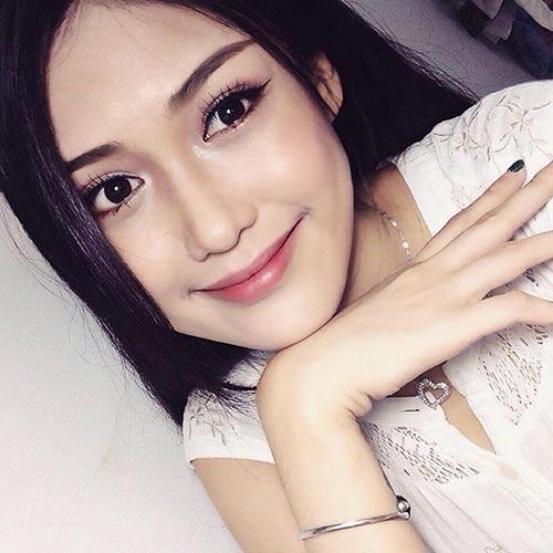 hotgirl 9x lam single mom: 'la phu nu hay nghi thoang len' - 7