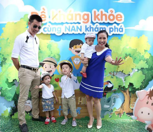 "oc thanh van va lan ""mao hiem"" de con kham pha thien nhien - 2"