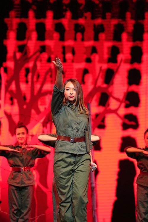 "kimmese hoa than thanh ""co gai mo duong"" - 3"