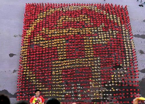 12.000 nguoi xep hinh huong ve ngay quoc khanh - 9