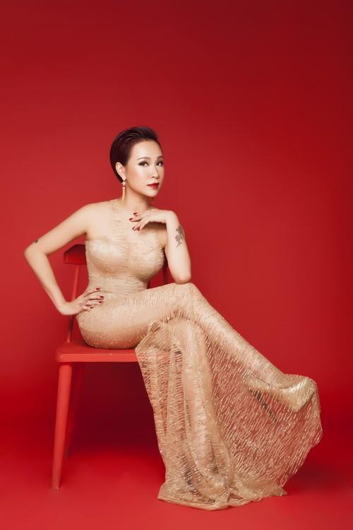 """quoc thien phai """"gong"""" de gia vo yeu uyen linh - 5"""