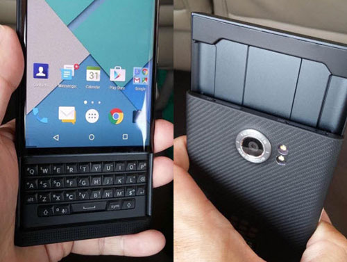 ngam thiet ke doc dao cua chiec blackberry chay android - 1