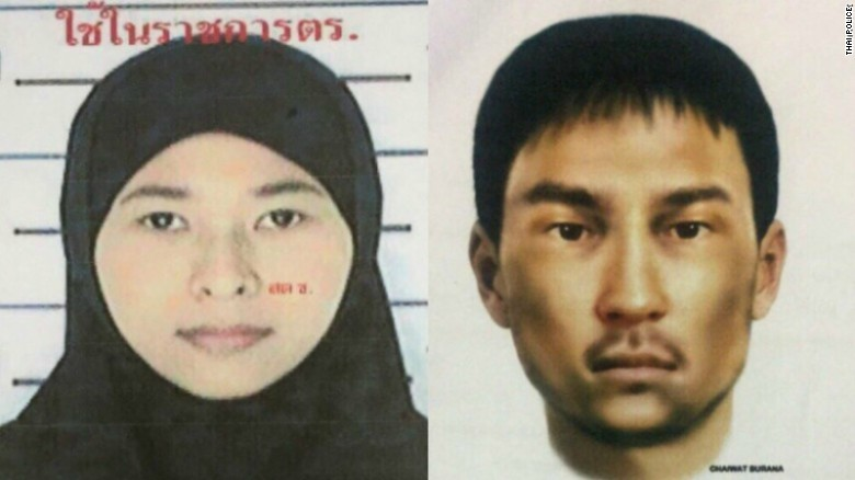 nu nghi pham danh bom bangkok tuyen bo vo toi - 1