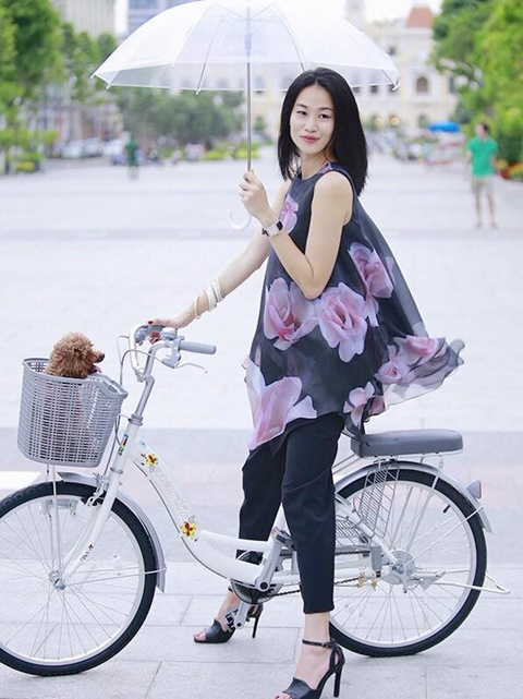 """Xe đạp: Món phụ kiện cực """"chất"""" của tín đồ thời trang-5"""