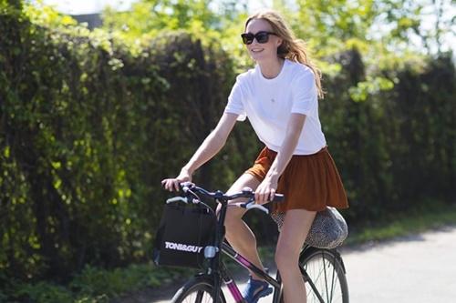 """Xe đạp: Món phụ kiện cực """"chất"""" của tín đồ thời trang-8"""