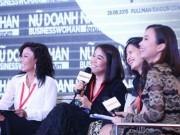 Tin tức - Nữ doanh nhân Việt Nam - sẵn sàng hội nhập
