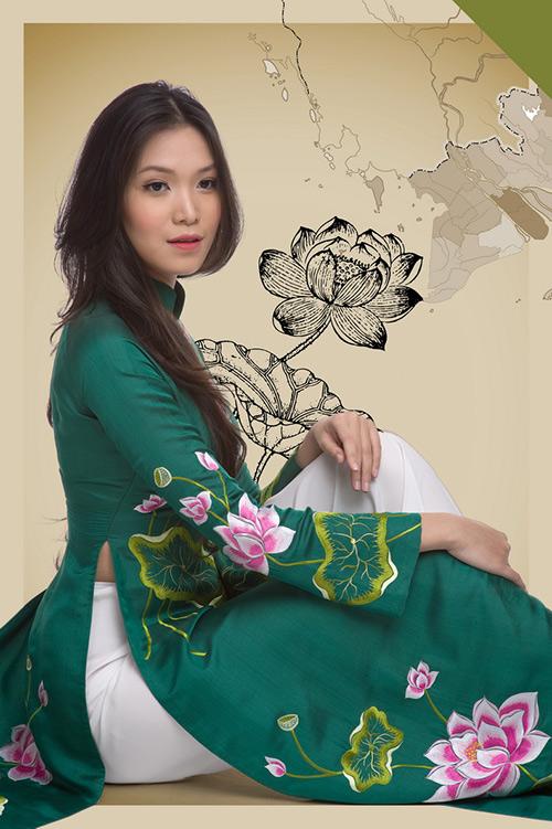 thuy dung, huynh bich phuong khoe sac trong ao dai duc hung - 4