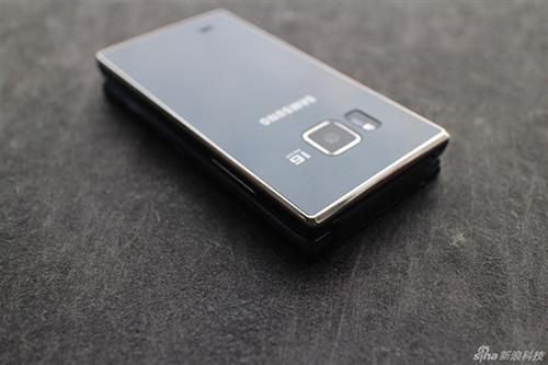Ảnh điện thoại nắp gập chạy Android mạnh nhất thế giới của Samsung-2