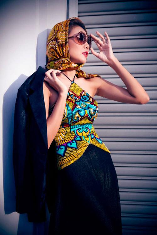 Sao Việt cách tân trang phục truyền thống đẹp và khéo-4