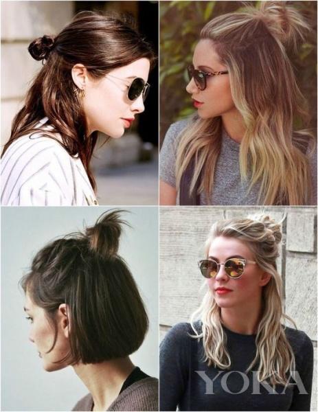 Trẻ ra 10 tuổi với xu hướng tóc thu đông 2015 - 3