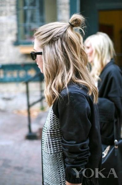 Trẻ ra 10 tuổi với xu hướng tóc thu đông 2015 - 7