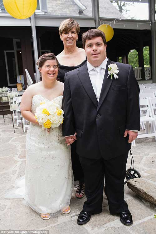 Lá thư cha viết cho con gái bị down trong ngày cưới-2