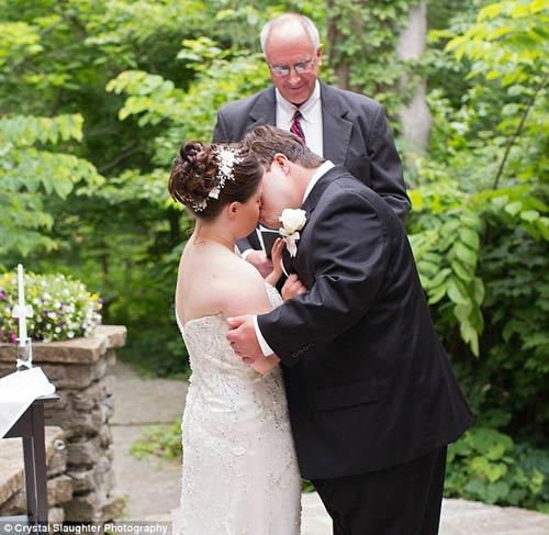 Lá thư cha viết cho con gái bị down trong ngày cưới-5