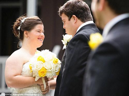 Lá thư cha viết cho con gái bị down trong ngày cưới-8