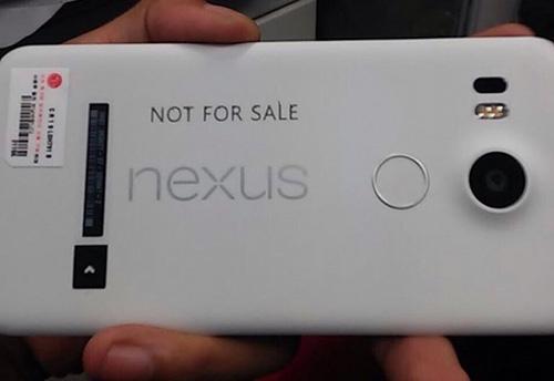 LG có thể ra mắt Nexus 5X giá 400 USD vào 29/9-1