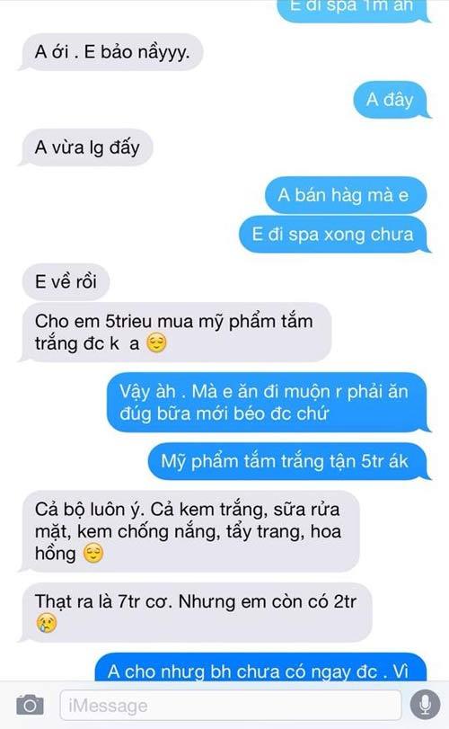 """xon xao cau chuyen co nang """"dao mo"""" nguoi yeu trang tron - 2"""